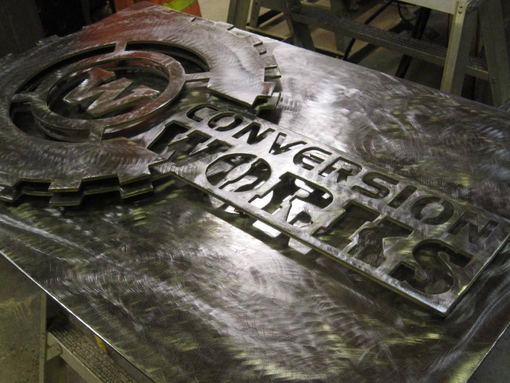 Custom Steel Letters Impressive Custom Metal Signs Metal Letters And Lettering Design Inspiration